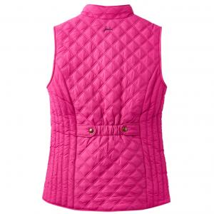 Joules Ladies Minx Quilted Gilet Pink