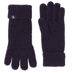Joules Ladies Thurley Gloves French Navy