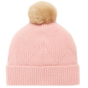 Joules Ladies Thurley Hat Pale Pink