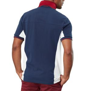 Joules Mens Brookfield Polo French Navy