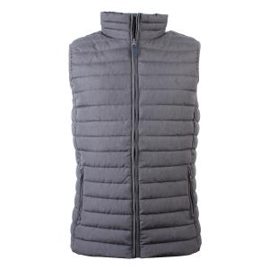 Joules Mens Go To Gilet Grey Metal