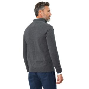 Joules Mens Hillside Jumper Grey Marl