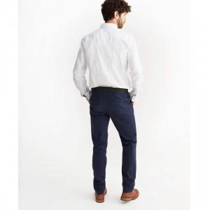 Joules Mens Launchino Laundered Chinos French Navy