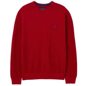 Joules Mens Redmond Sweater Red