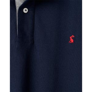 Joules Mens Woody Classic Polo French Navy