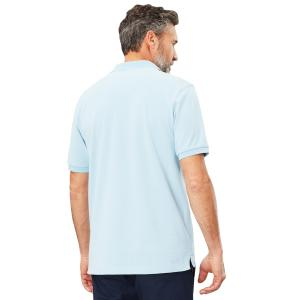 Joules Mens Woody Classic Polo Light Blue