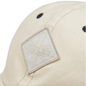 Joules Stephney Baseball Cap Cream