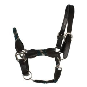 Kincade Leather Headcollar Hunter Green