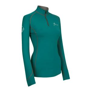 LeMieux Ladies Base Layer Peacock