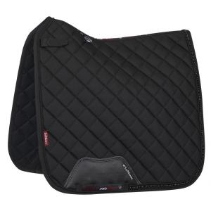 LeMieux Diamante Dressage Pad Black