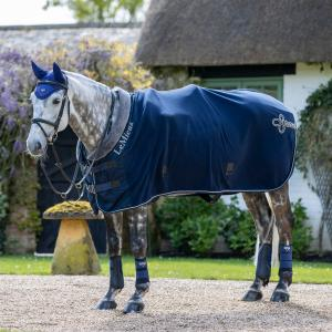 LeMieux Fleece Rug Navy