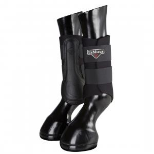 LeMieux Grafter Brushing Boot Black