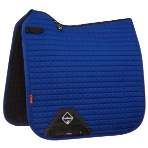 LeMieux ProSport Dressage Square Saddle Pad Bennetton Blue