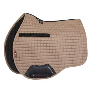 LeMieux ProSport Suede General Purpose Square Saddle Pad Mink