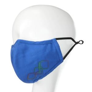 LeMieux Reusable Face Mask Benetton Blue
