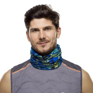 BUFF® Coolnet UV+ Neck Tube Flash Logo Multi