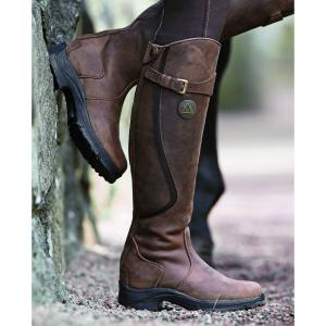 Mountain Horse Unisex Snowy River Tall Boots Brown