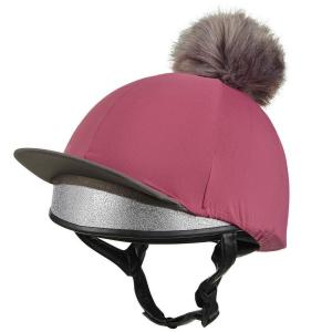My LeMieux Hat Silk French Rose