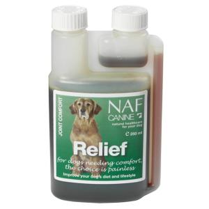 NAF NVC Dog Relief
