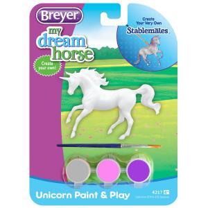 Breyer® Paint and Play Unicorn