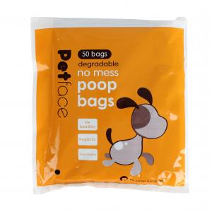 Petface® 50 Pack Degradable Dog Poop Bag