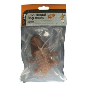 Petface® Chicken Dental Croc 2 Pack