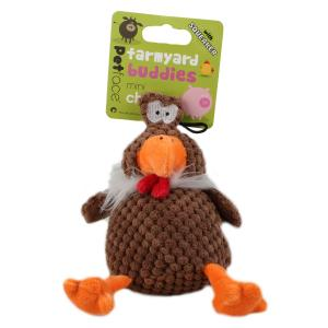 Petface® Farmyard Buddies Mini Chicken