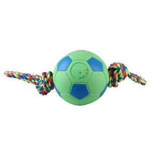 Petface® Toyz Tug & Kick Ball Multi