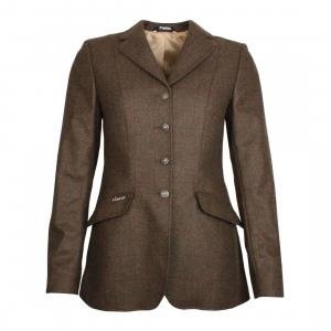 Pikeur Ladies Epsom Tweed Show Jacket Dark Tweed