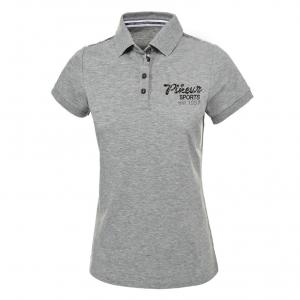 Pikeur Ladies Ruby Polo Grey Melange