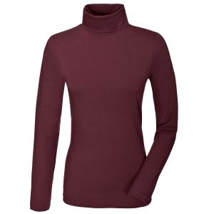 Pikeur Ladies Sina Polo Neck Bordeaux