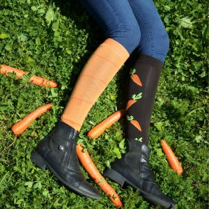 Comodo Ladies Novelty Socks Carrots