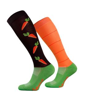 Platinum Agencies Children's Novelty Socks Carrots