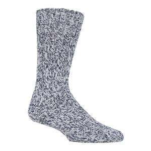 Country Pursuit Adult Pennine Walker Socks Cream/Navy