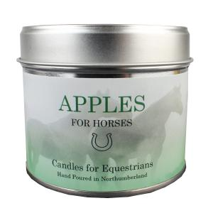 Platinum Scented Candle Apples