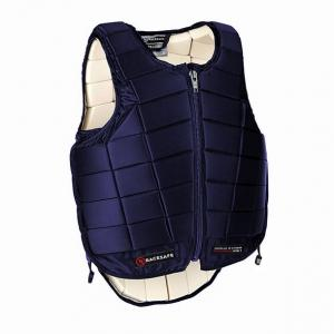 Racesafe Childs RS2010 Toggle Side Body Protector Navy