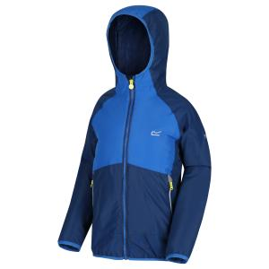 Regatta Boys Volcanics lll Waterproof Jacket Oxford Prussian Blue