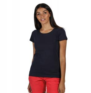 Regatta Womens Carlie T-Shirt Navy