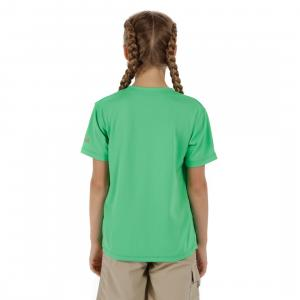 Regatta Childs Alvarado III Tee Island Green