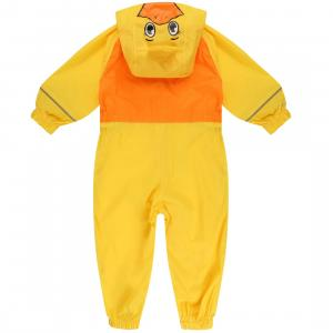 Regatta Childs Charco Rainsuit Spring Yellow