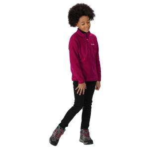 Regatta Childs Hot Shot ll Fleece Dark Cerise