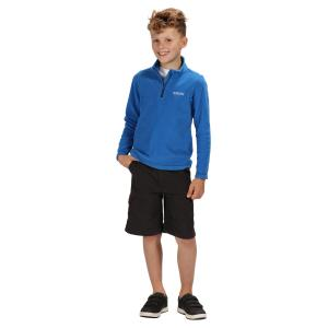 Regatta Childs Hot Shot ll Fleece Oxford Blue/Navy
