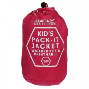 Regatta Childs Pack-It III Jacket Cabaret