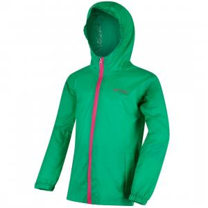 Regatta Childs Pack-It III Jacket Island Green