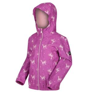 Regatta Junior Ellison Jacket Unicorn