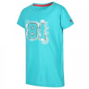 Regatta Girls Bosley II T-Shirt Ceramic