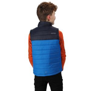 Regatta Junior Freezeway Gilet Oxford Blue