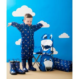 Regatta Junior Minnow Wellies Shark