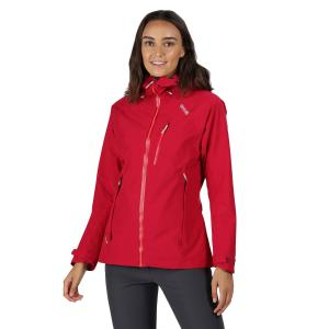 Regatta Ladies Birchdale Coat Dark Cerise