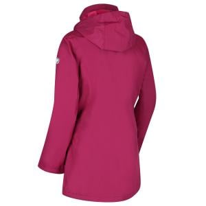 Regatta Ladies Blanchet ll Waterproof Jacket Beetroot